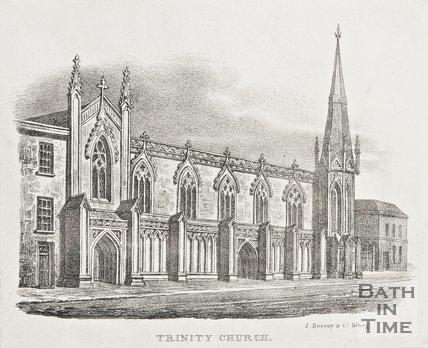 Trinity Church 1823.