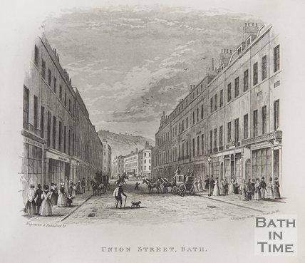 Union Street c.1846