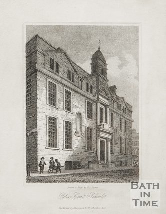 Blue Coat School 1819