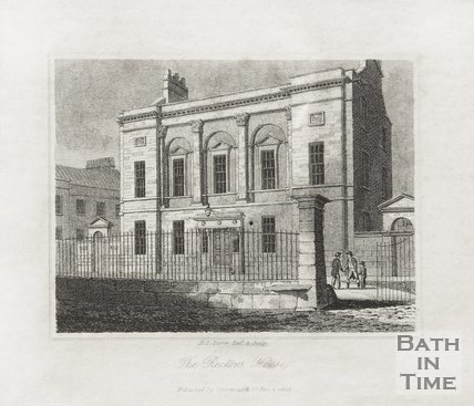 The Rectors House 1818