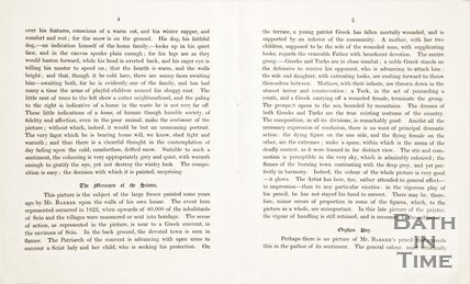 Extract 4 of 4. A leaflet entitled Memoranda Relative to the Original and Celebrated Picture of The Woodman 1846.