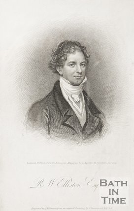 A portrait of R. W. Elliston. December 1819.