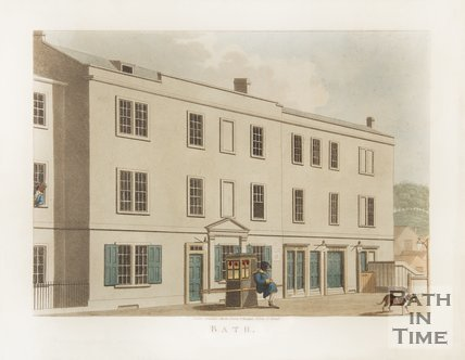 Baths First Theatre Royal 1805