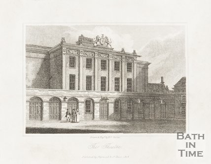 Theatre Royal, Bath 1818