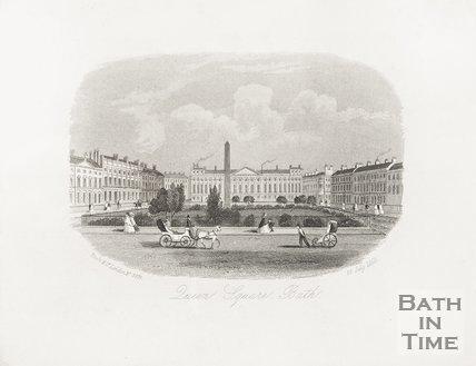 Queen Square 1860