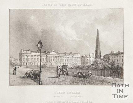 Queen Square 1828