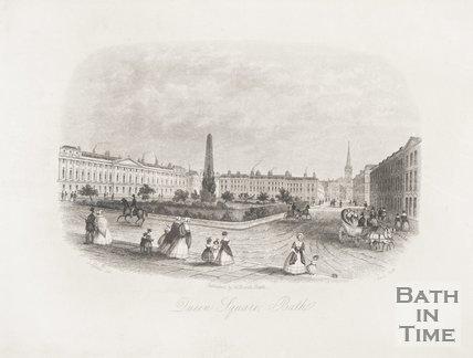 Queen Square c.1860?