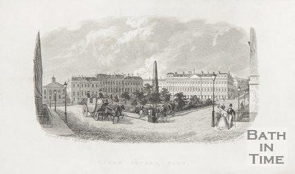 Queen Square c.1846