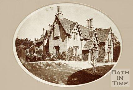 Victoria Park Lodge. c, 1870