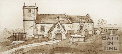 North Stoke East Side, 1850.