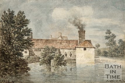 Saltford Mills.