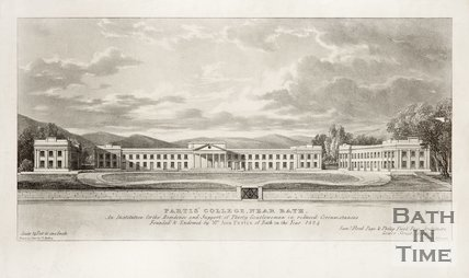 Partis College, near Bath 1824