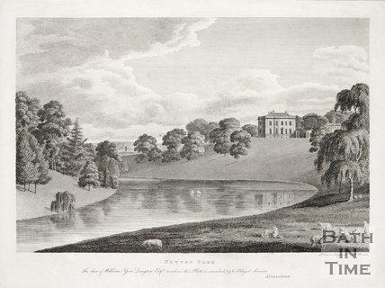 Newton Park, Newton St Loe 1791