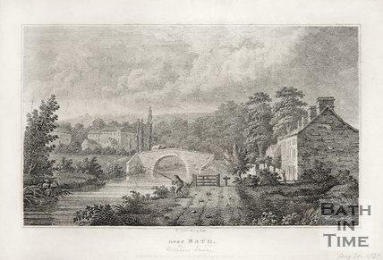 Dolphin Lane near Twerton 1821