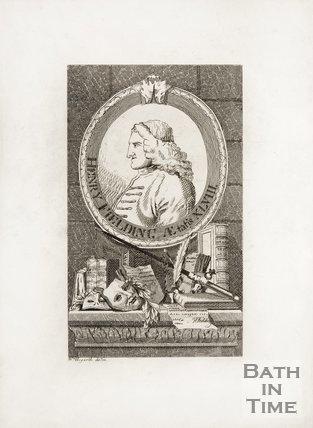 Portrait of Henry Fielding