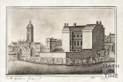 Bath Prison, Grove Street 1780