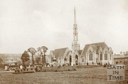 St. James' Chapel 1870