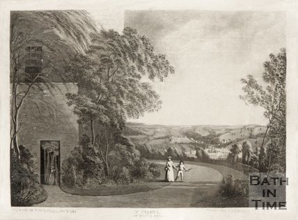 Dr Parry's, Summer Hill 1793