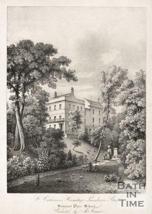 St Catherine's Hermitage, Lansdown c.1835