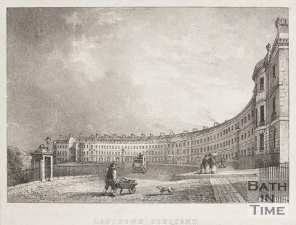 Lansdown Crescent 1828