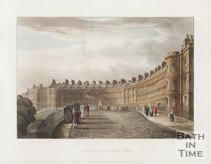Lansdown Crescent 1820