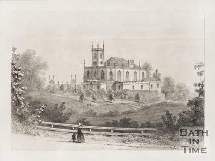 All Saints Chapel c.1845?