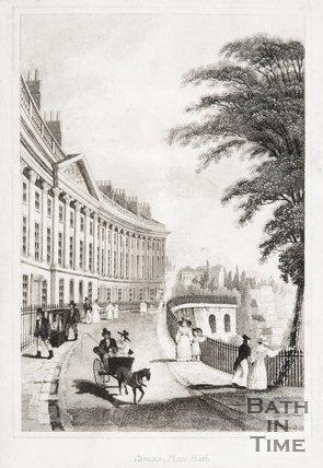 Camden Place Bath c.1800?