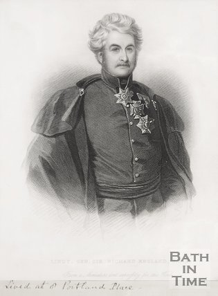 Lieutenant General Sir Richard England