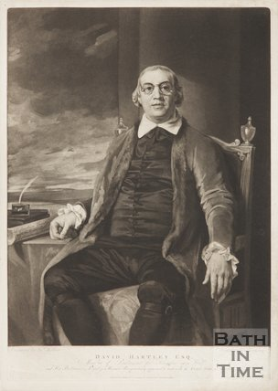 Portrait of David Hartley Esq.