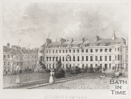 St James's Square 1829