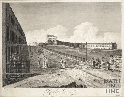 Royal Crescent 1801