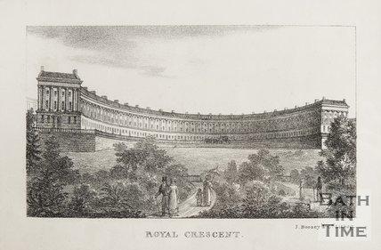 Royal Crescent 1823