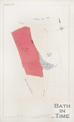 Plan of Park Street area. (Plan Number 7.)