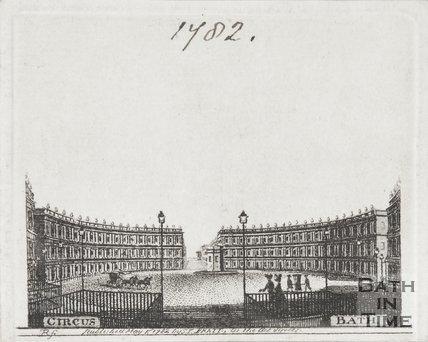 Circus Bath, 1792