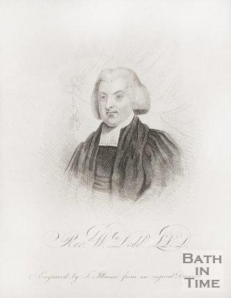 Portrait of Rev. William Dodd