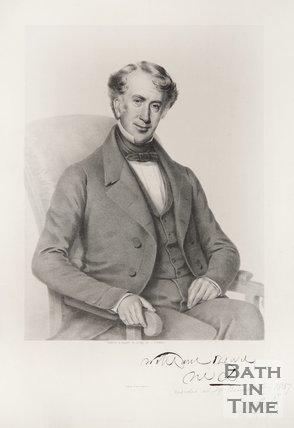 Dr. William Bowie of 19 Bennett Street 1857