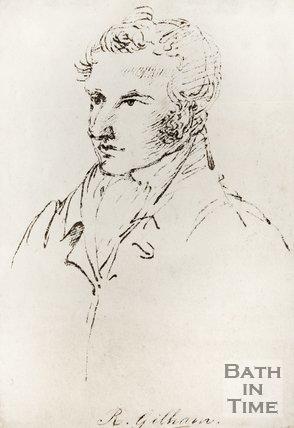 Portrait of R. Gilham