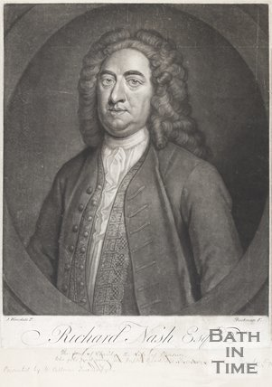 Portrait of Richard Beau Nash Esq. c.1740