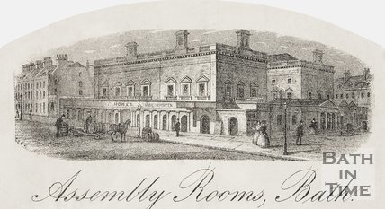Assembly Rooms, North Side 1870