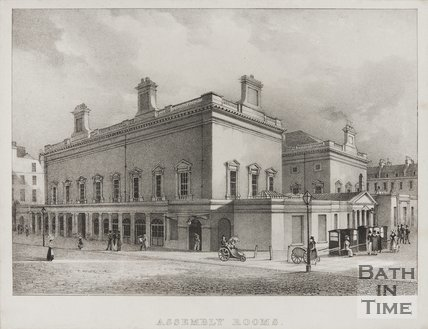 Assembly Rooms 1829