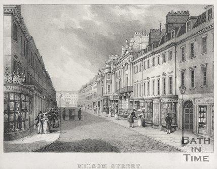 Milsom Street 1828
