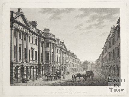 Milsom Street 1794