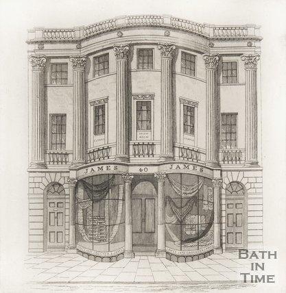 40 Milsom Street 1851