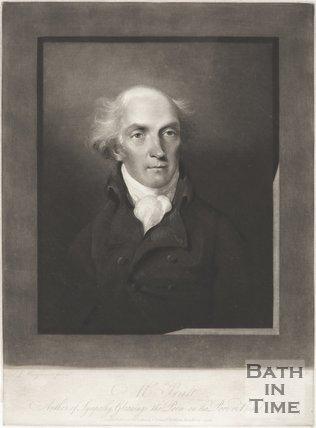 Portrait of Mr. Pratt of Bath 1802