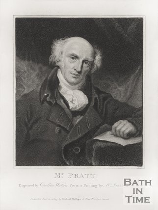 Portrait of Mr. Pratt of Bath 1805