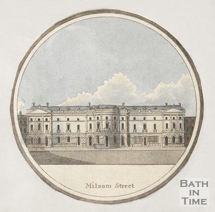 Bank in Milsom Street 1794