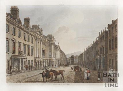 Milsom Street 1805