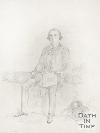 Sketch of a native of Bath