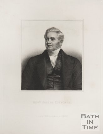 Portrait of Joseph Cusworth of Bath