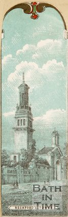 Beckford's Tower, 1850?